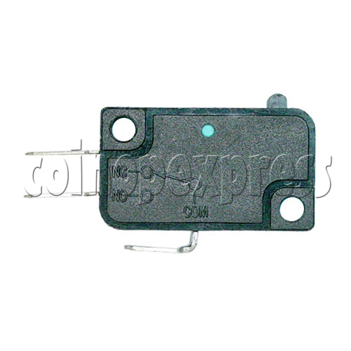 3 Terminals Microswitch with Button Actuator 13384