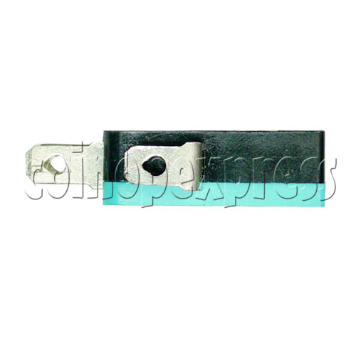 3 Terminals Microswitch with Button Actuator 13386