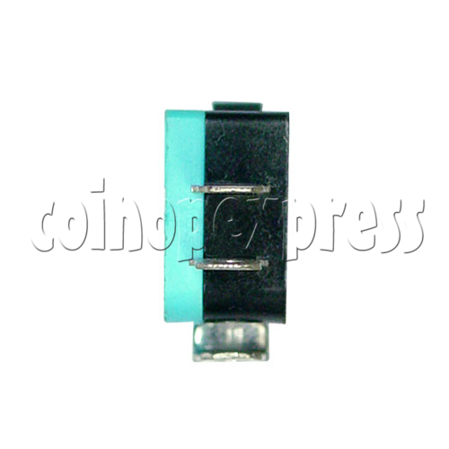 3 Terminals Microswitch with Button Actuator 13387