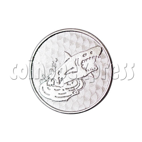 Token-Zinc Alloy 13547