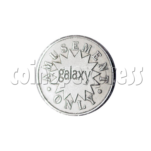 Token-Zinc Alloy 13549