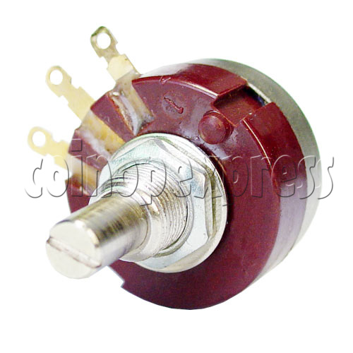 Potentiometer 2.5K ohm 13611
