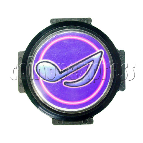 68mm Music Push Button with LED light 13640