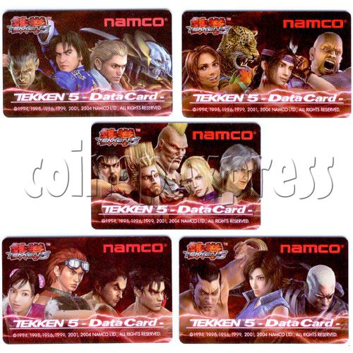 Memory Card for Tekken 5 14332