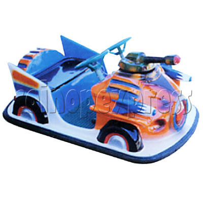 Space Tank Battery Car 14211