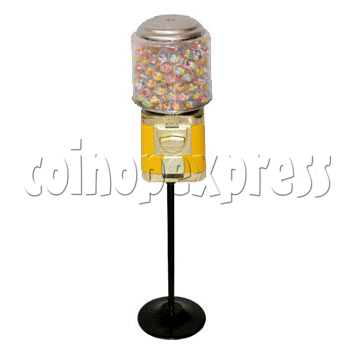 Single Head Round Type Candy Vending Machine 18600