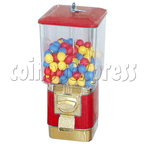 Single Head Square Type Candy Vending Machine 18594