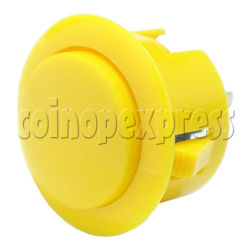 30mm Round Momentary Contact Push Button 14237