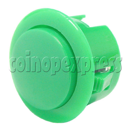 30mm Round Momentary Contact Push Button 14238