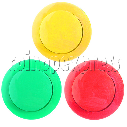 30mm Round Momentary Contact Push Button 24410