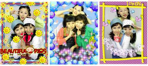 Adlib of Wind Photo Sticker Machine 14969