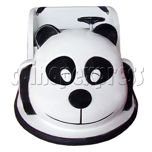 Sleepy Panda Battery Car 15574
