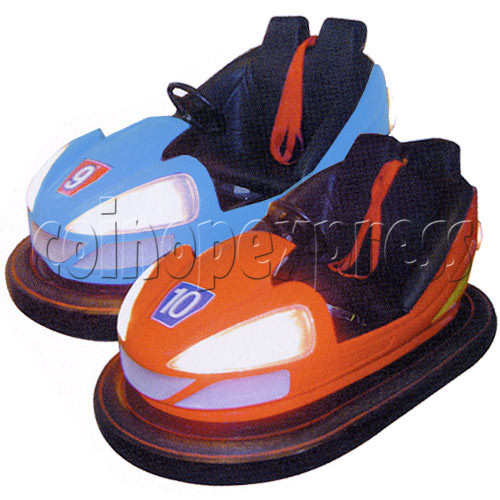 Bumper Car (Sharp Series - 12 Cars Full Set) 16416