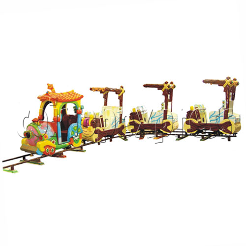 Cartoon Swing Train (12 players) 16353