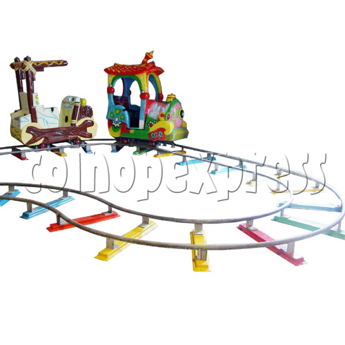 Cartoon Swing Train (12 players) 19225