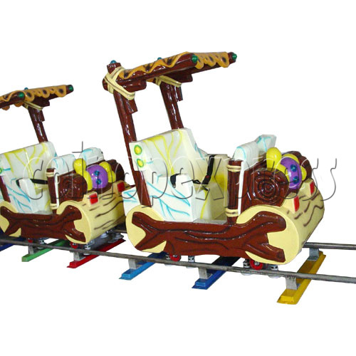 Cartoon Swing Train (12 players) 19227