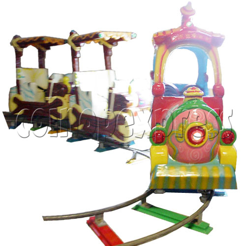 Cartoon Swing Train (12 players) 19228