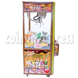 32 inch Happy Dream World Toys Crane Machine
