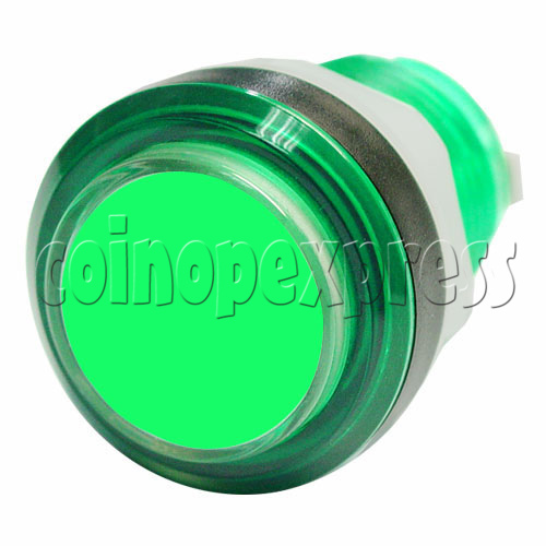 33mm Round Illuminated Push Button - Color Body with Color Top 17665