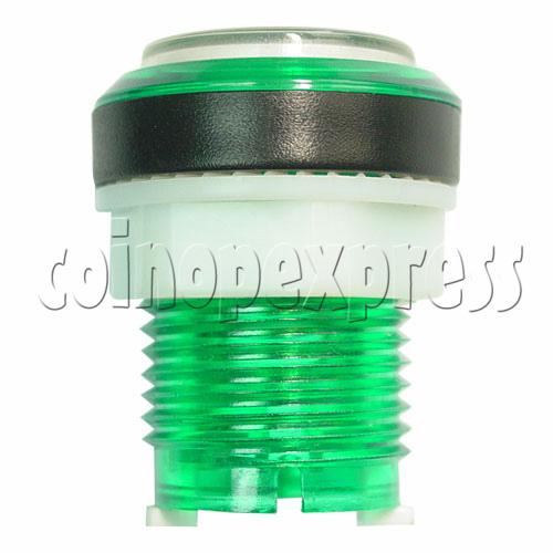 33mm Round Illuminated Push Button - Color Body with Color Top 19026