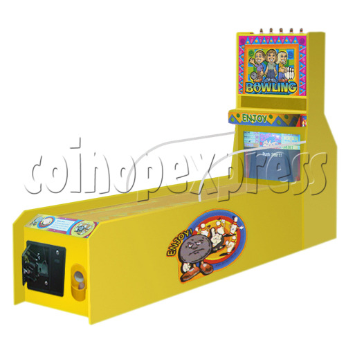 Enjoy Bowling Redemption Machine 17936
