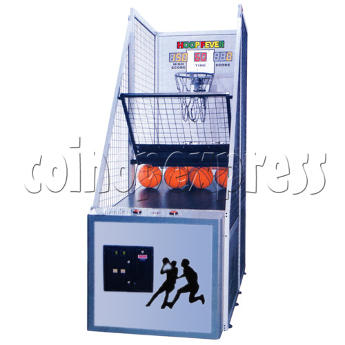 Hoop Fever Basketball Machine 18180