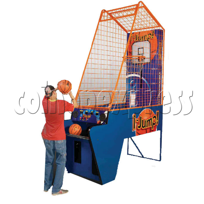 I-Jump (Basketball Machine) 18468