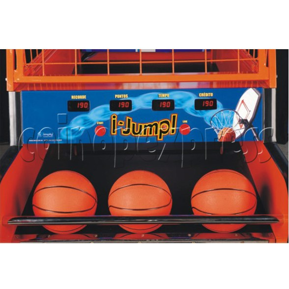 I-Jump (Basketball Machine) 24246