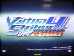 Virtua Striker 4 Ver 2006 software