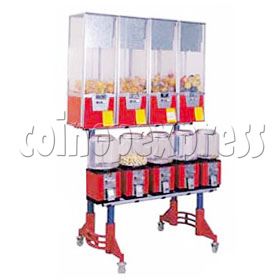 21 Inch Rack Stand for Vending Machine 18804