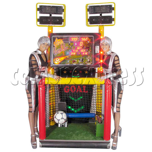 Kicker Fire Ball Soccer Machine 18858