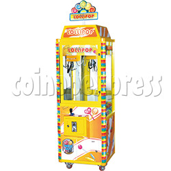 24 inch Toy Box crane machine