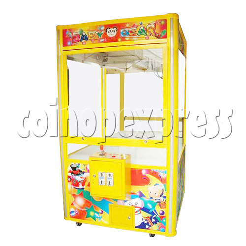 47 Inch Dual-Light Jumbo Claw Machine 20236