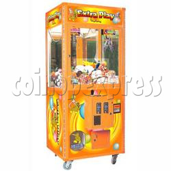 32 inch Extra Play Crane Machine