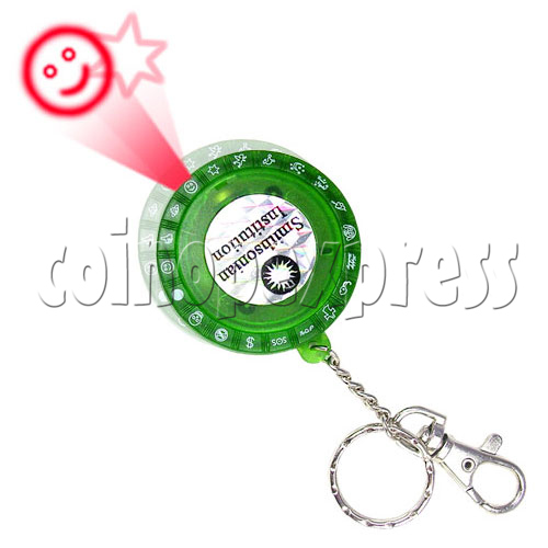 LED Laser Pointer Key Ring 19256