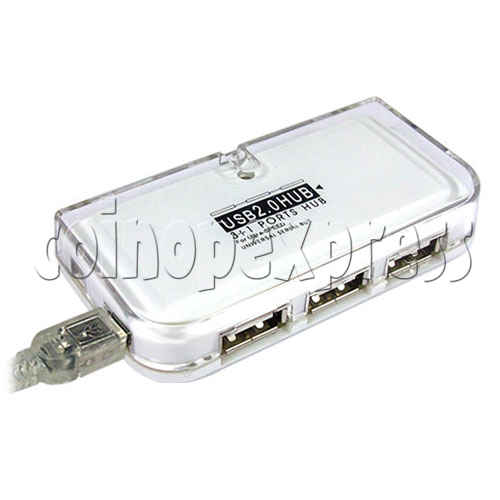 4 Ports Hi-Speed USB Hub 19268