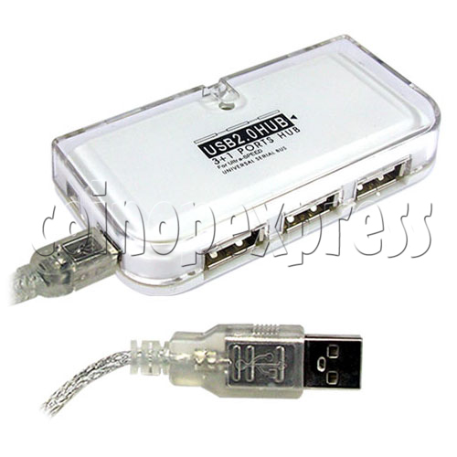 4 Ports Hi-Speed USB Hub 19269