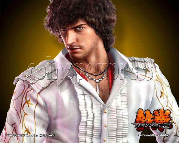 Tekken 6 kit - artwork 20043