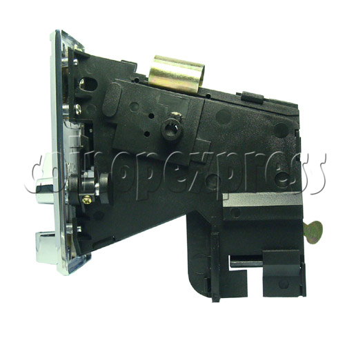 Coin Acceptor - plastic mechanical front drop 20464