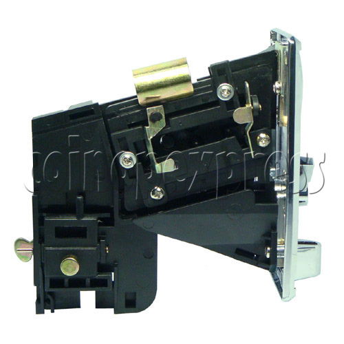 Coin Acceptor - plastic mechanical front drop 20465