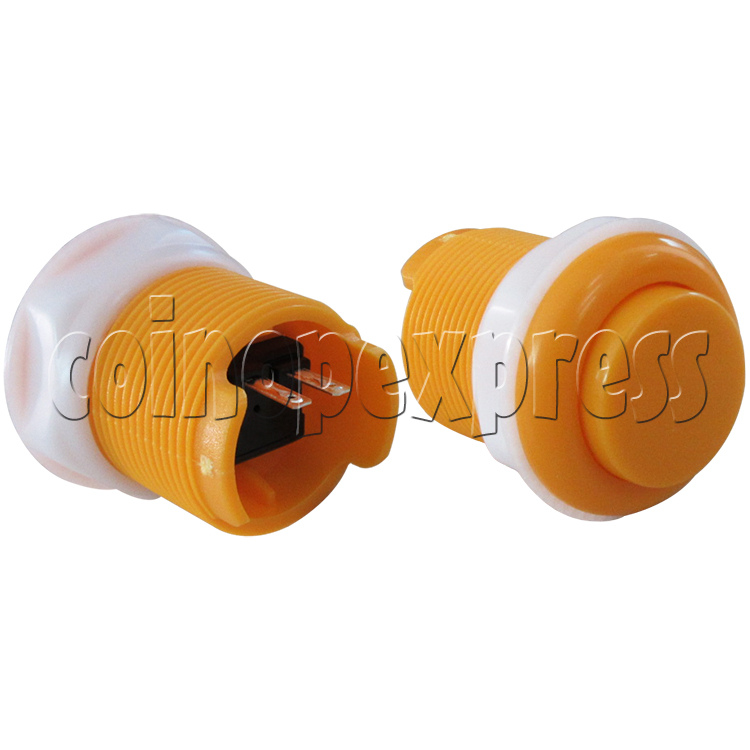 35mm Round Push Button with Momentary Contact Switch 33069