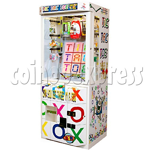 Ultimate Tic Tac Toe Prize Machine 20733