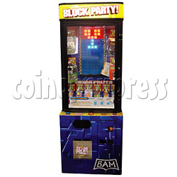 Block Party Prize Machine