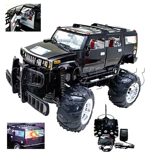 1:8 Remote Control Hummer 20806