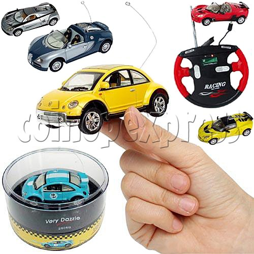 1:52 Mini Remote Control Car 20812