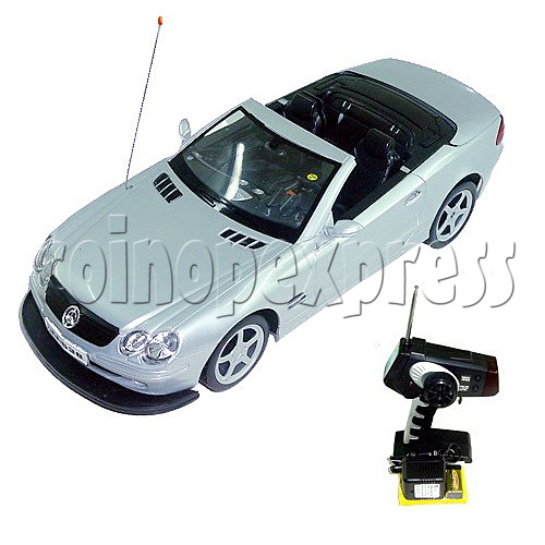 1:12 Convertible Radio Controlled Roadster 20815