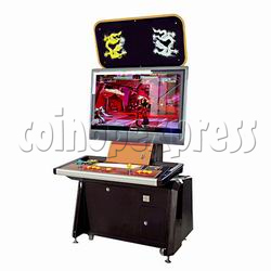 Arcade game cabinet 32 Inch LCD screen 21142