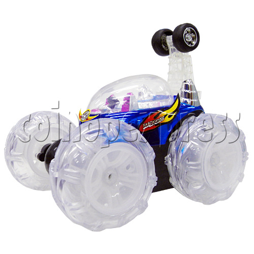 Stunt Car with 5 Wheels 21635