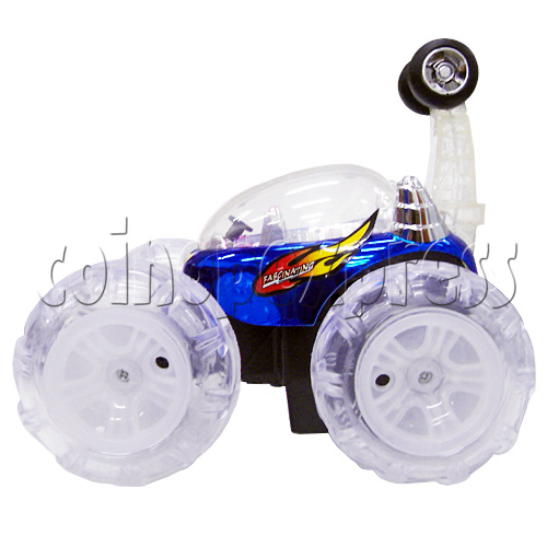 Stunt Car with 5 Wheels 21636