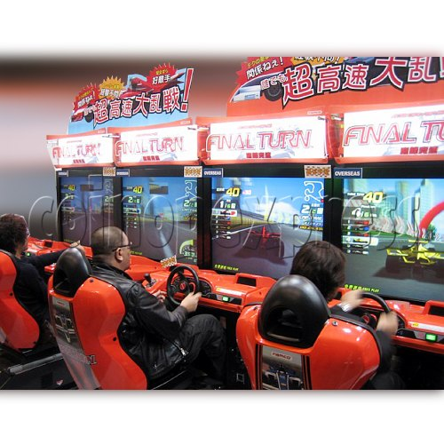 Ace Driver 3 Final Turn DX machine 21727